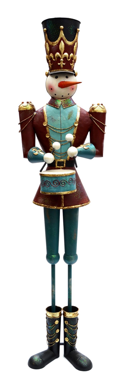 Kunst Figur Metall Bxtxh 40x38x161 Kunstfiguren Metall Auslaufware Helmes Home Garden Store
